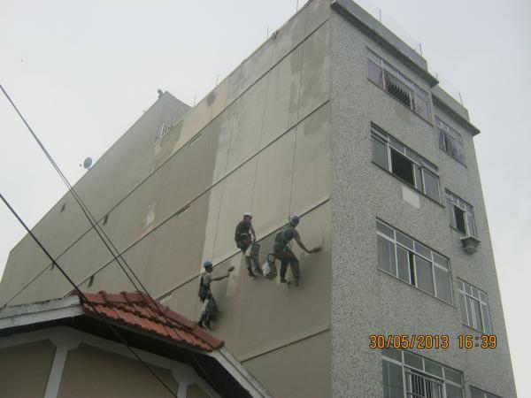 Pintura Predial Curitiba - Especializada em Serviços de Pinturas